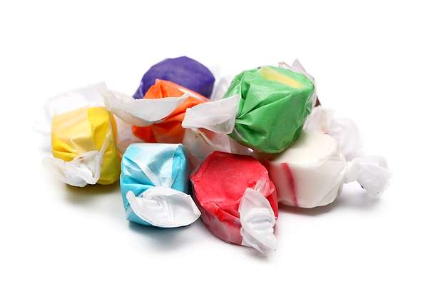 Salt Water Taffy Recipe