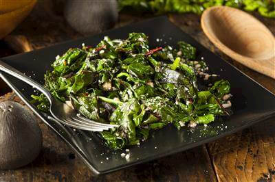 Sautéed Swiss Chard Recipe