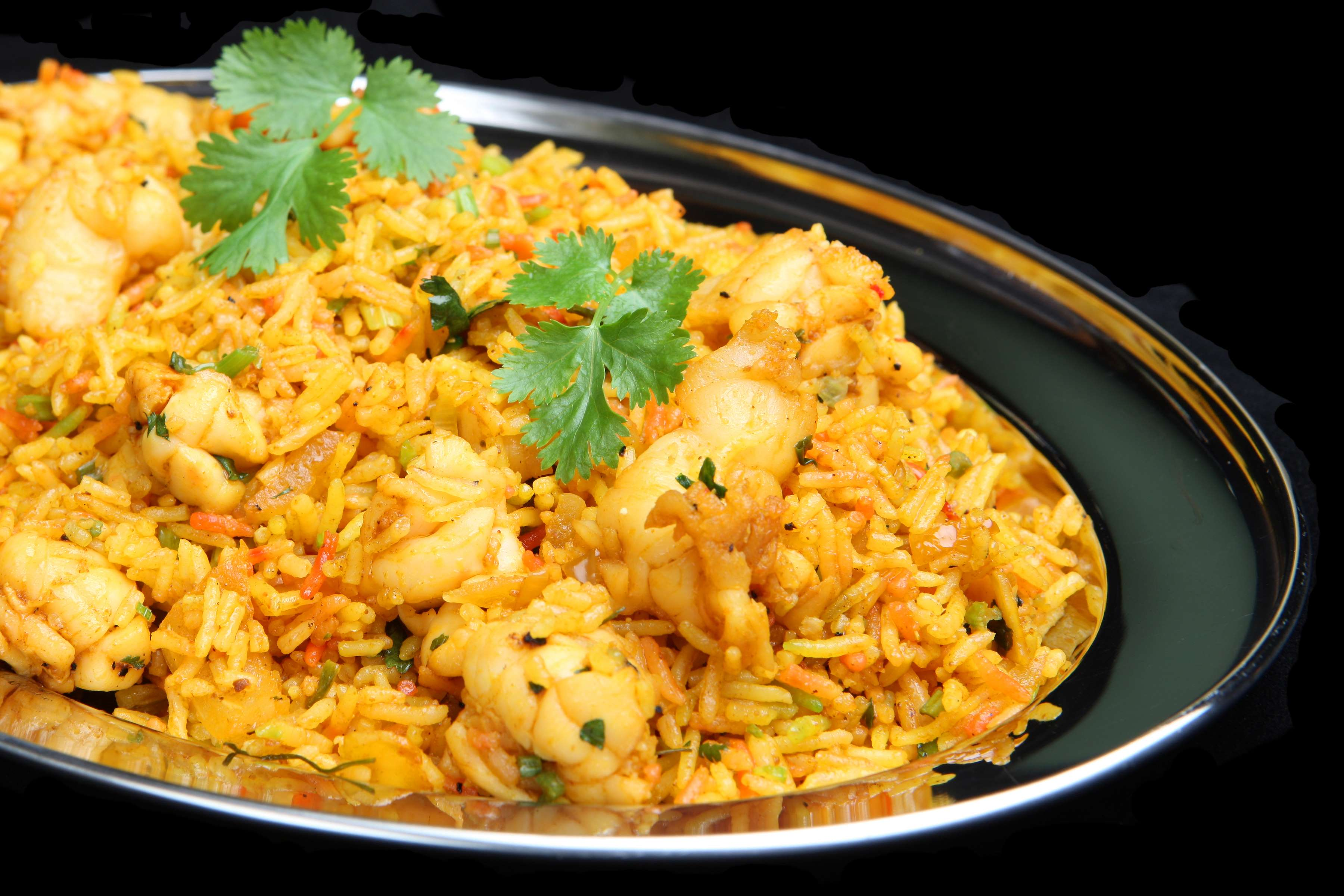 Shrimp Biryani Recipe | RecipeSavants.com