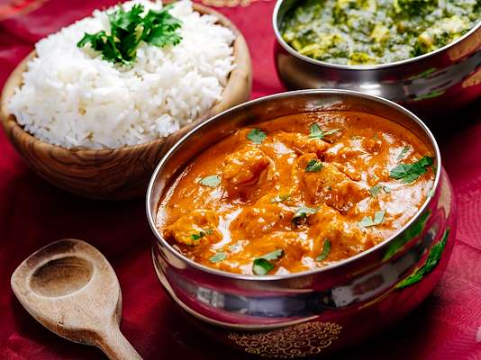 Simple Indian Butter Chicken Recipe