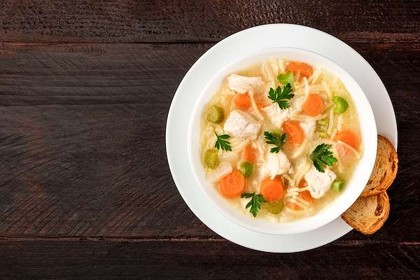 Simple Yet Divine Chicken Soup Recipe