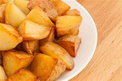 Simply Fried Potatoes Recipe