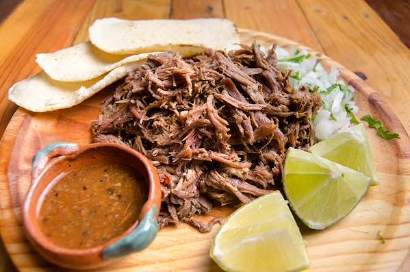 Slow Cooked Barbacoa Recipe