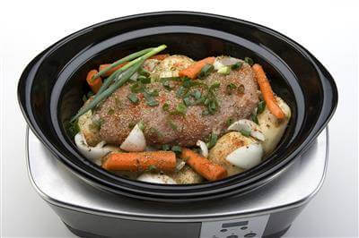 Slow Cooked Pot Roast Recipe