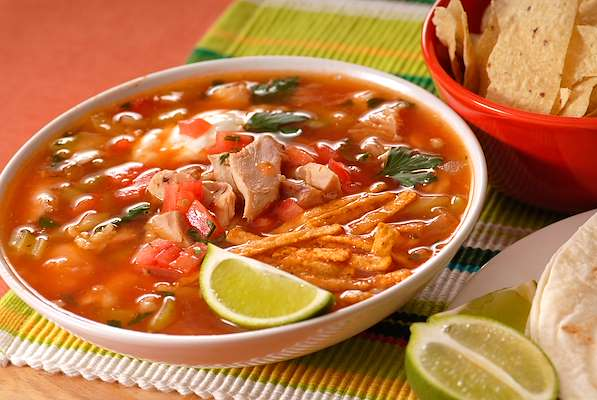 RecipeSavants - Slow Cooker Chicken Tortilla Soup