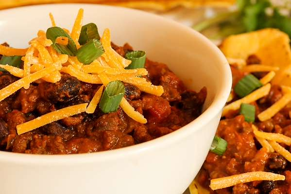 ChefBear Complete Meals - slow cooker chili