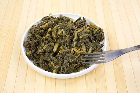 ChefBear Complete Meals - southern style collard greens
