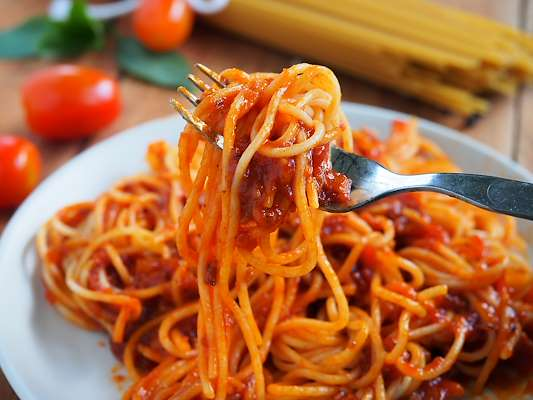 Slow Cooker Spaghetti Recipe