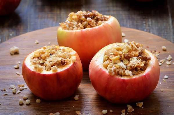 Orginal Recipe For Slow Cooker Stuffed Apples - easy recipe easy recipe
