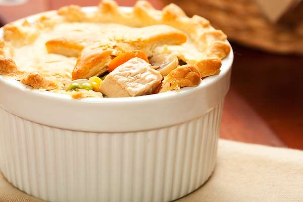 Orginal Recipe For Slow Cooker Turkey Pot Pie - easy recipe easy recipe