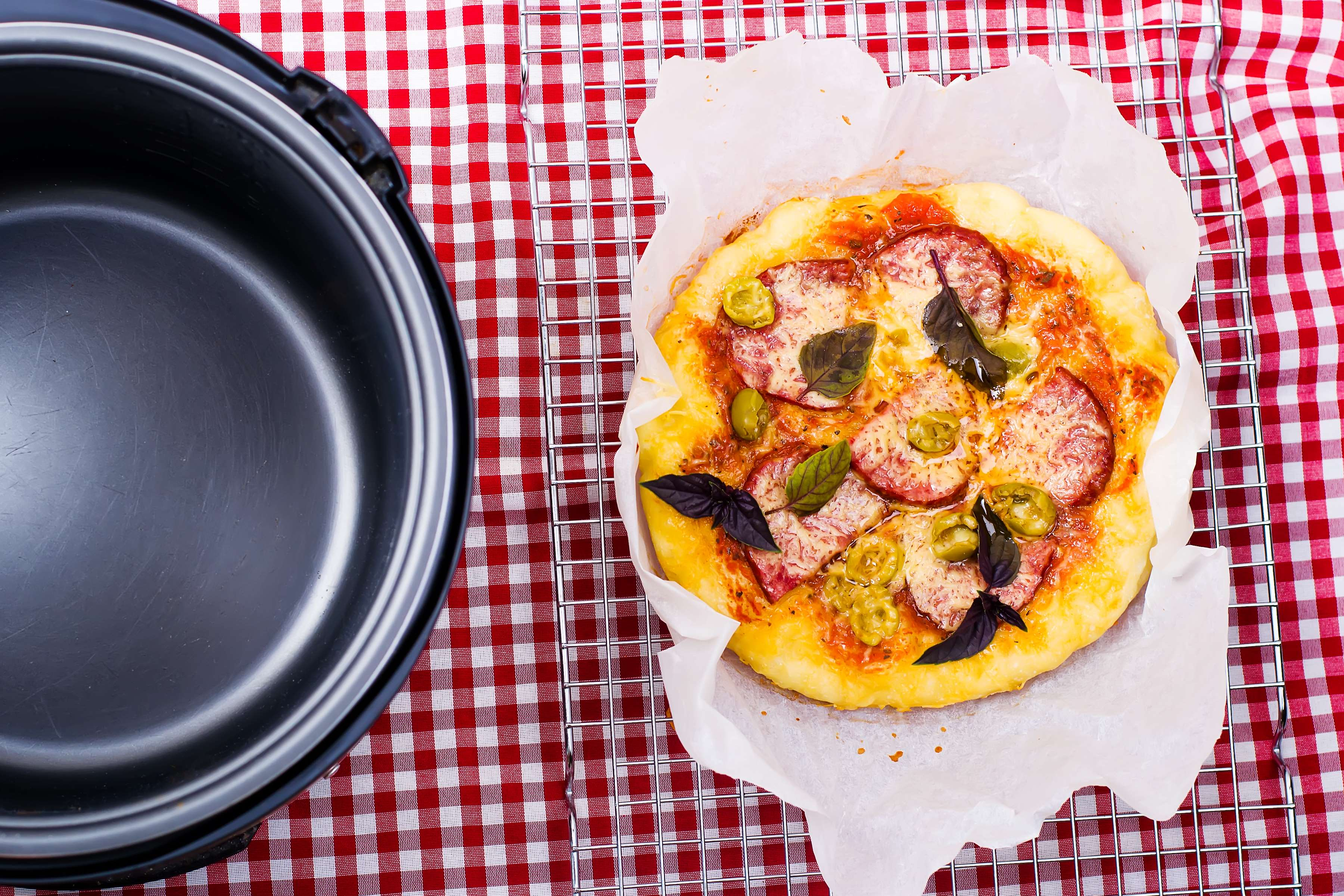 Slow Faux Pizza Recipe | RecipeSavants.com