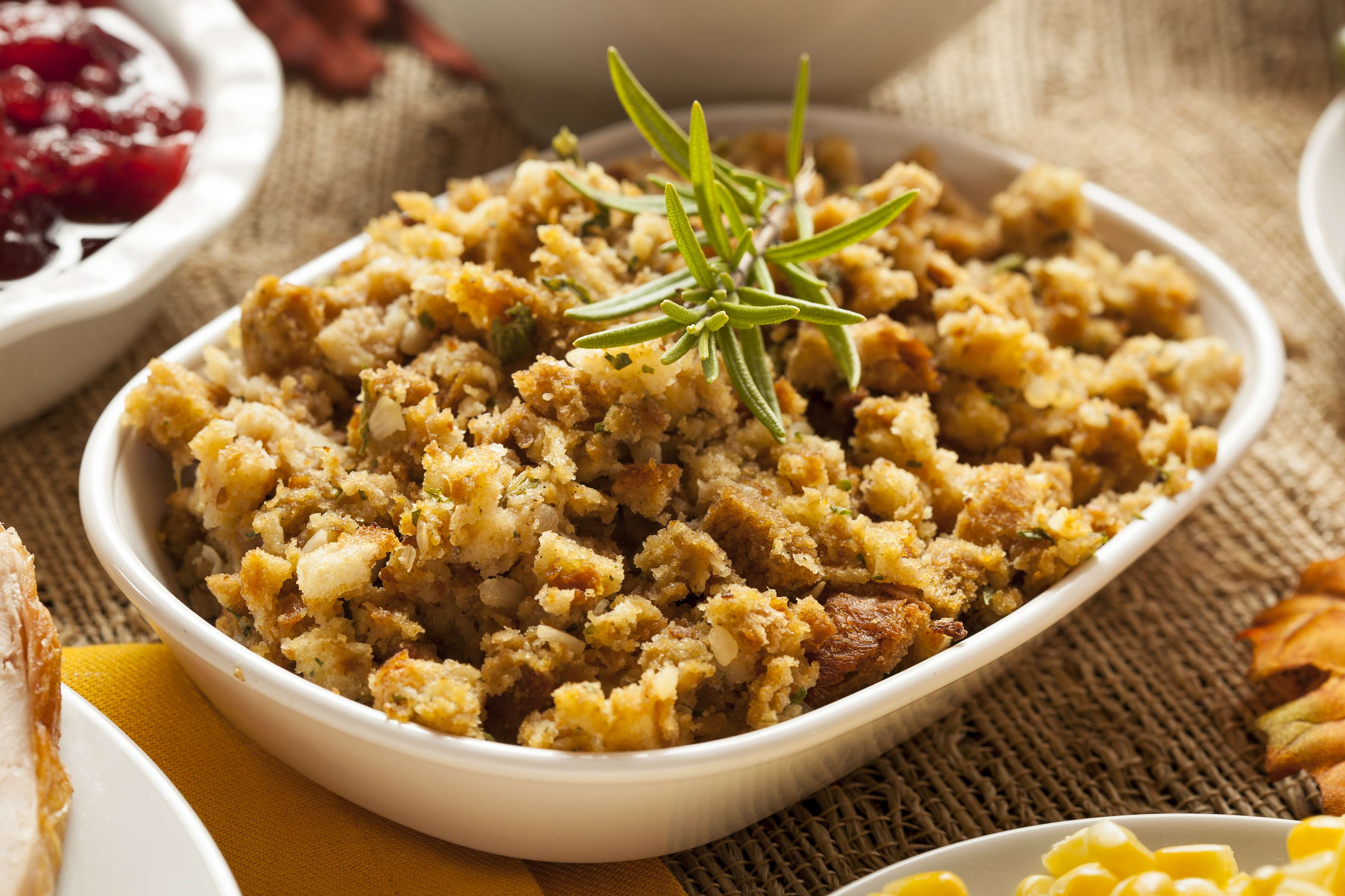 Sourdough Stuffing Recipe | RecipeSavants.com