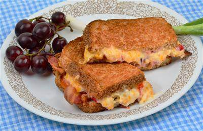 Southern Pimento Cheese Sandwich Recipe