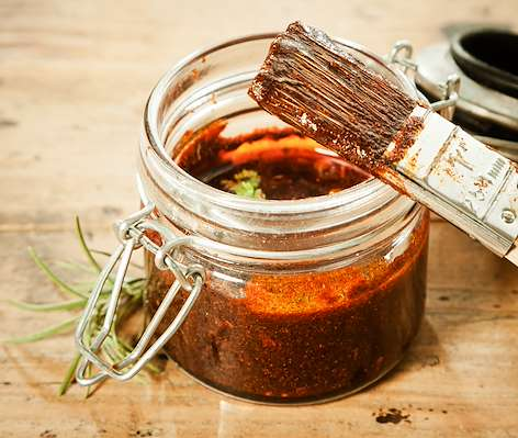 Confident Kitchen Meal Plans - Southern Style Apple Cider Vinegar Barbecue Sauce
