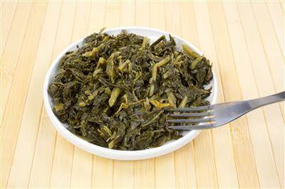 RecipeSavants - Southern Style Collard Greens
