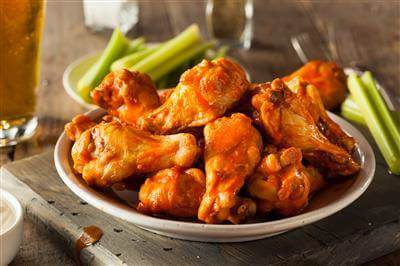 Spicy Buffalo Wings Recipe