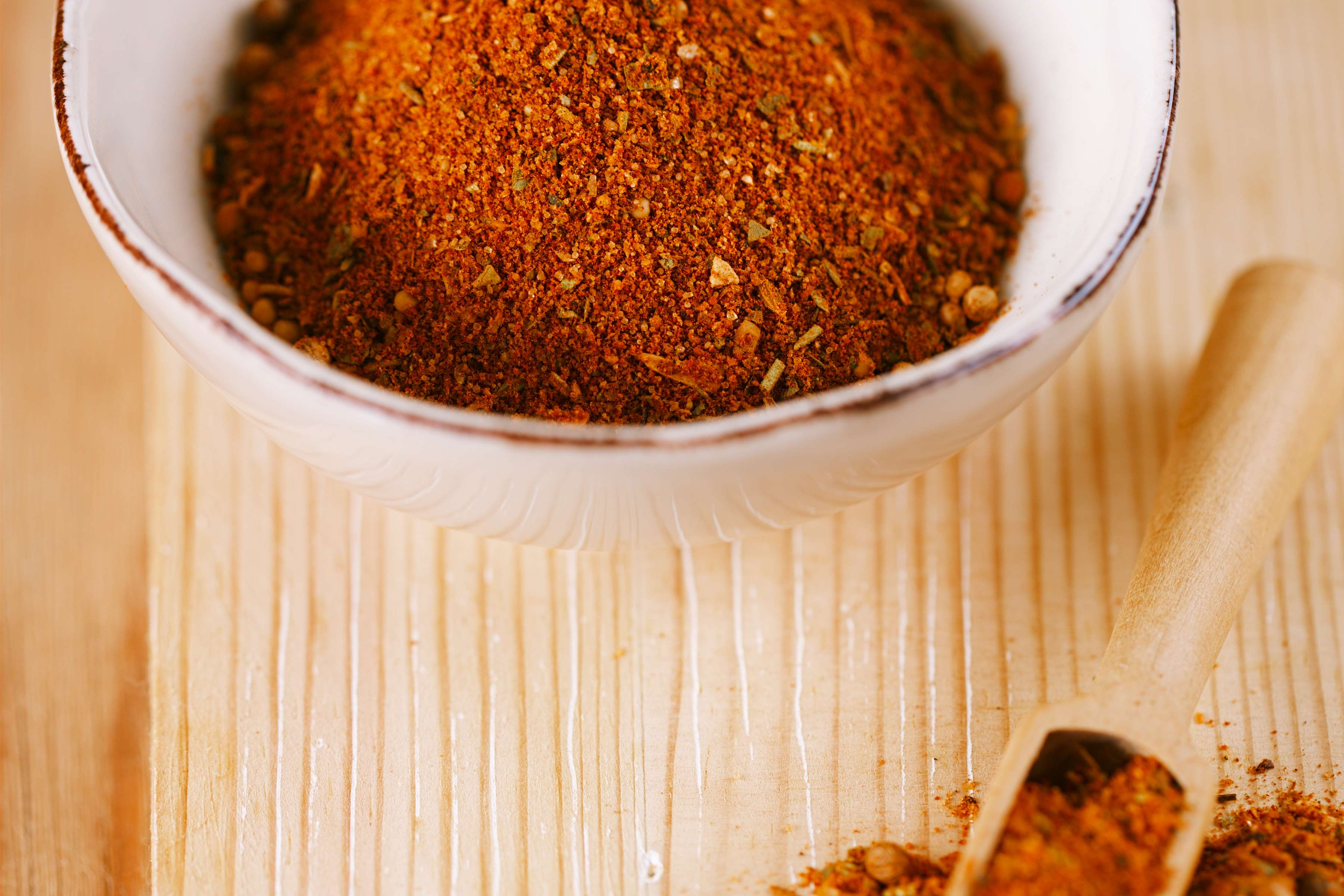 Spicy Joe BBQ Rub Recipe