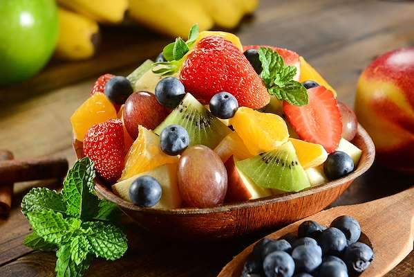 Spring Fruit Salad Recipe