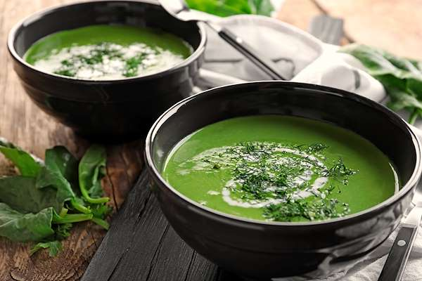 ChefBear Complete Meals - spring onion soup