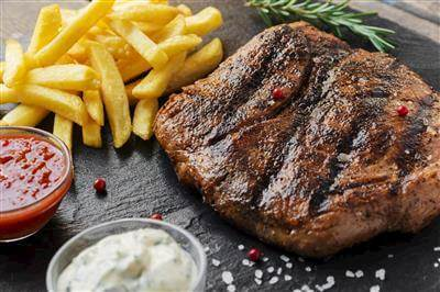 Steak & Frites Recipe