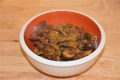 Steak & Mushroom Stroganoff Recipe