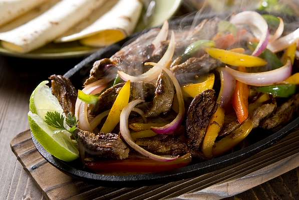 ChefBear Complete Meals - Steak Fajitas