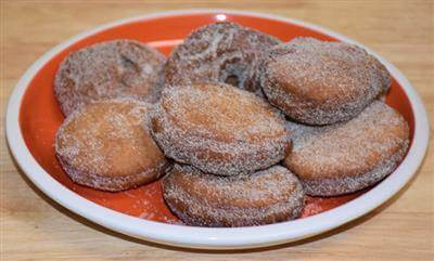 Sugar & Spice Donuts Recipe