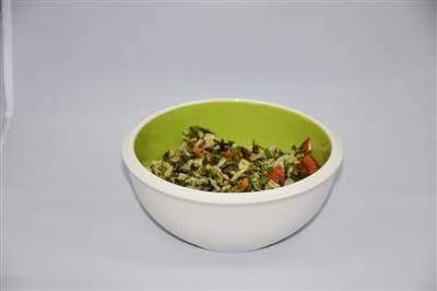 RecipeSavants - Sweet & Savory Wild Rice Salad