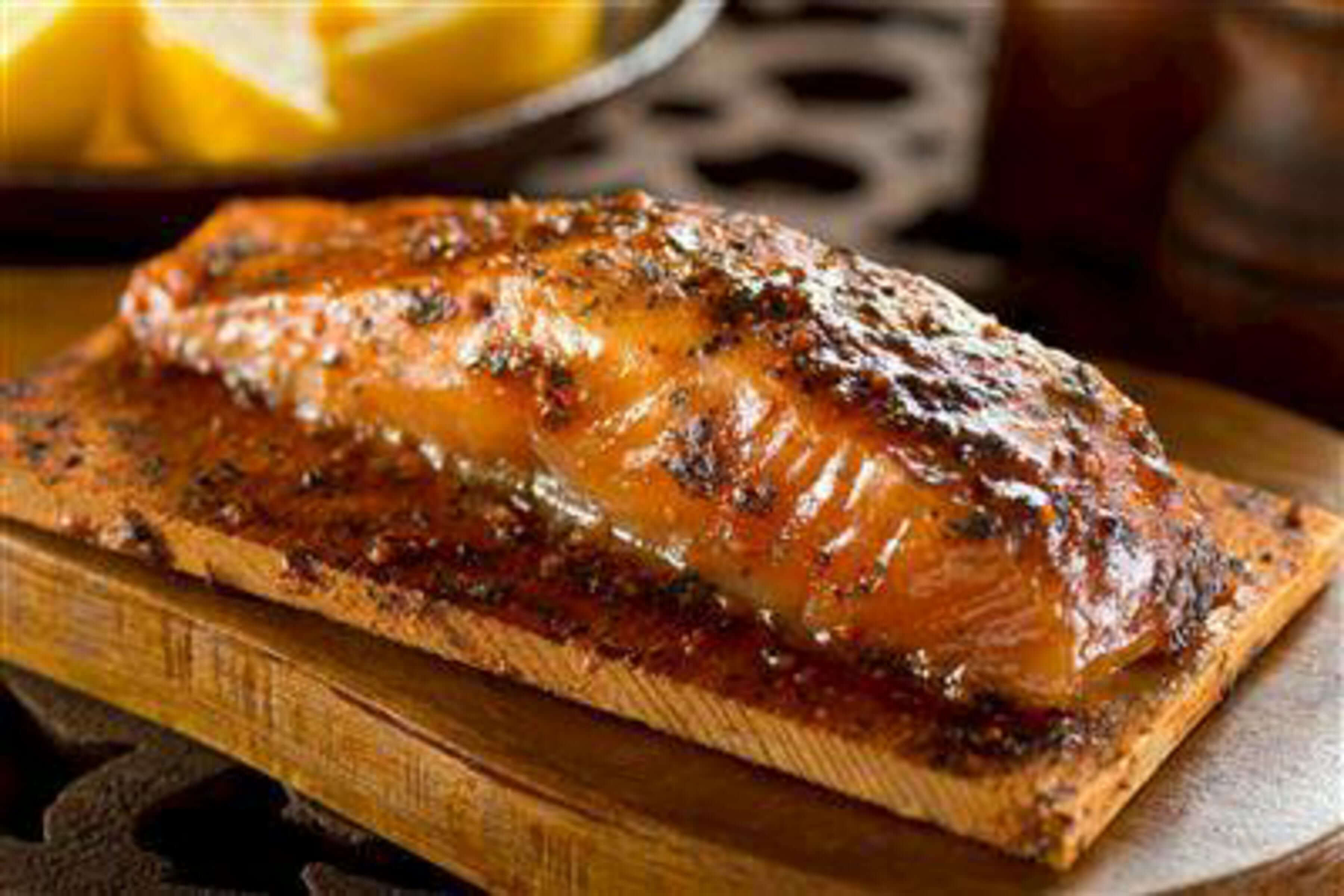 Sweet And Smokey Salmon Recipe | RecipeSavants.com