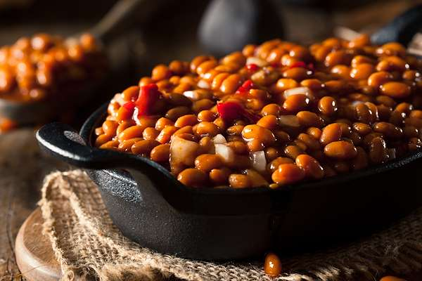 Sweet & Smoky Baked Beans Recipe