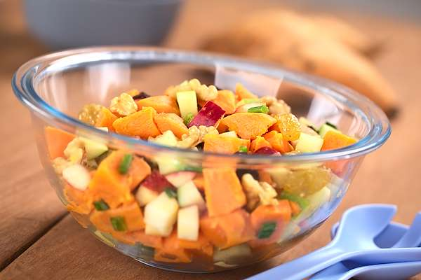ChefBear Complete Meals - sweet potato salad