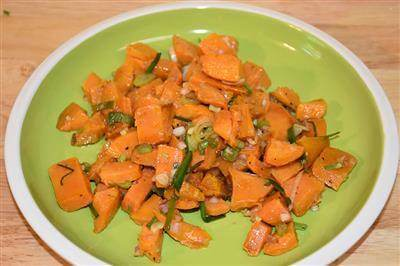 ChefBear Complete Meals - Sweet Potato Salad With Sherry Vinaigrette