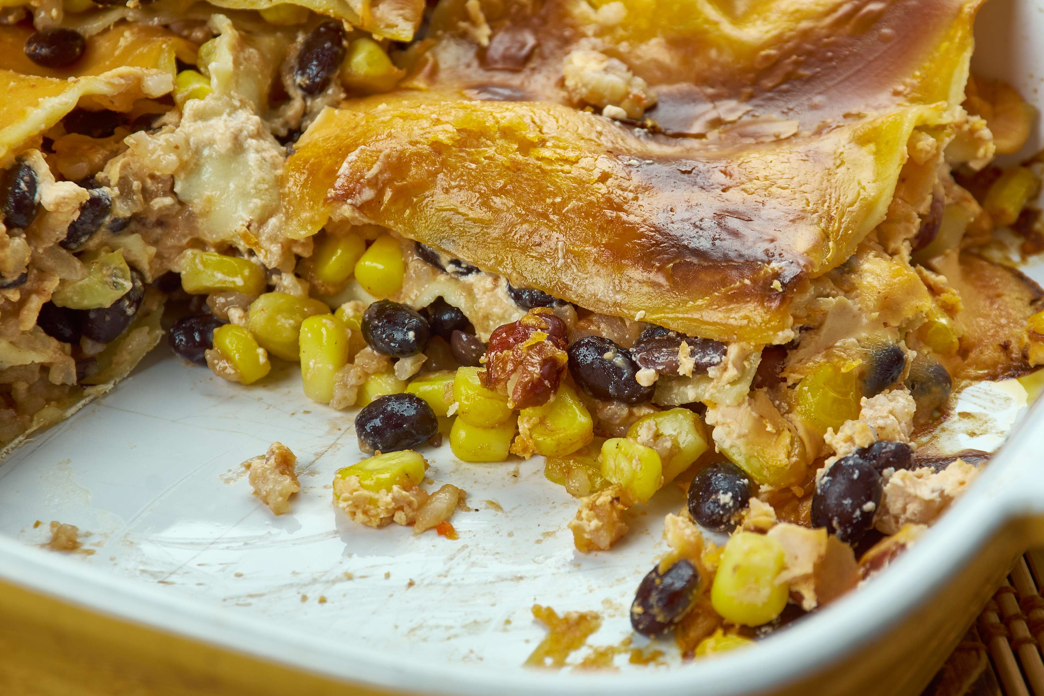 Tex-Mex Turkey Casserole Recipe | RecipeSavants.com