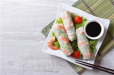 Thai Shrimp Rolls Recipe