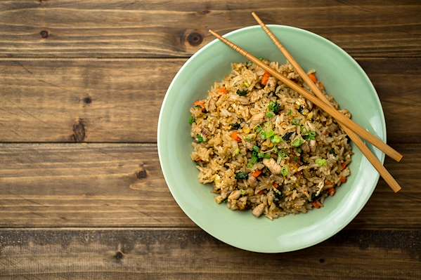 ChefBear Complete Meals - thai-style chicken fried rice