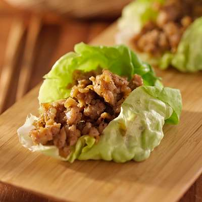 Thai Turkey Wraps Recipe