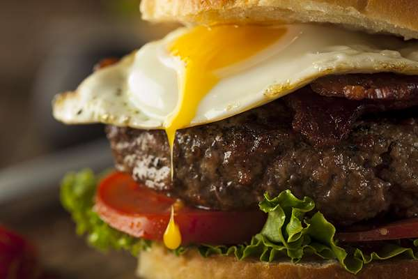 The Farmhouse Burger Recipe