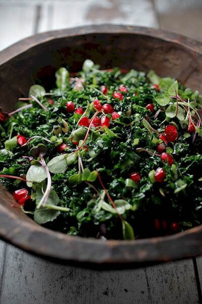 The Perfect Kale Salad Recipe