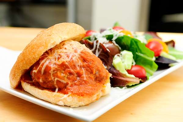 The Ultimate Italian Burger Recipe