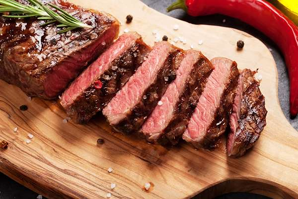 Recipe Savants - Top Sirloin Steak