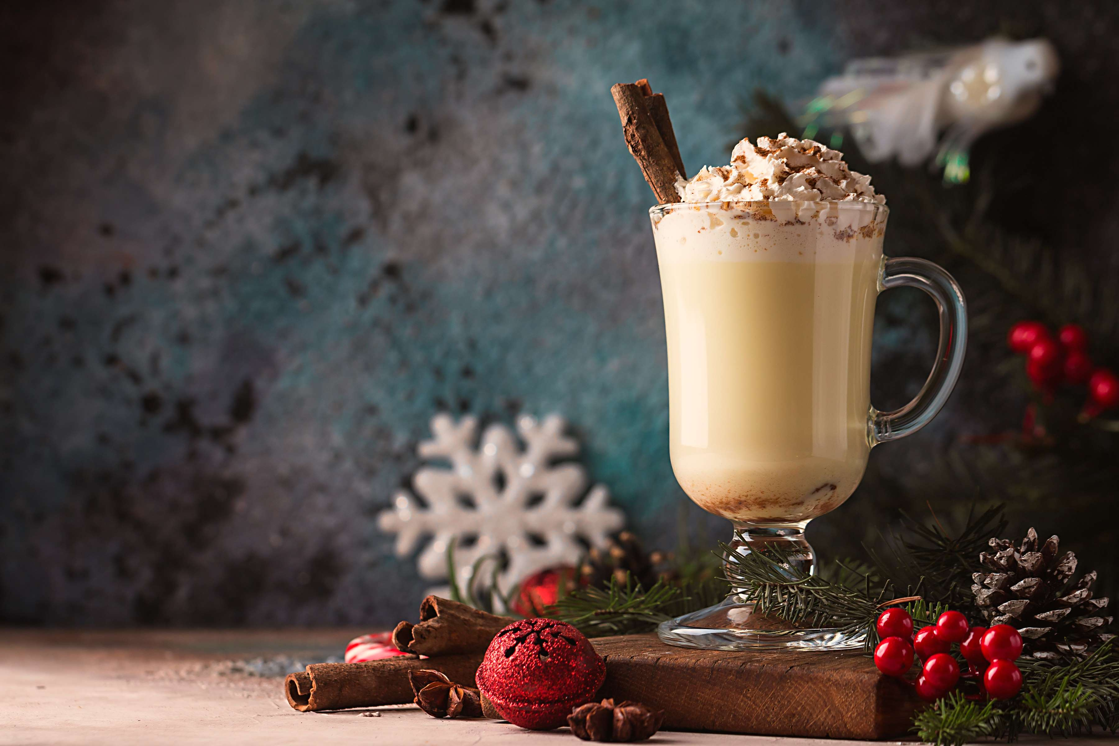 Traditional Eggnog Recipe | RecipeSavants.com