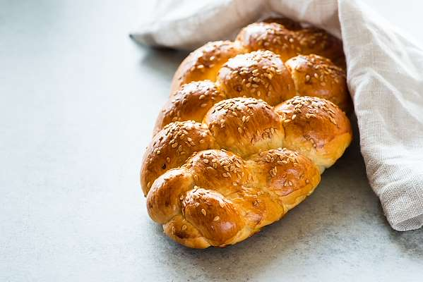 ChefBear Complete Meals - traditional sabbath challah