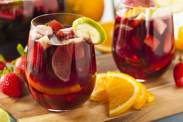Traditional Spanish Sangria Recipe