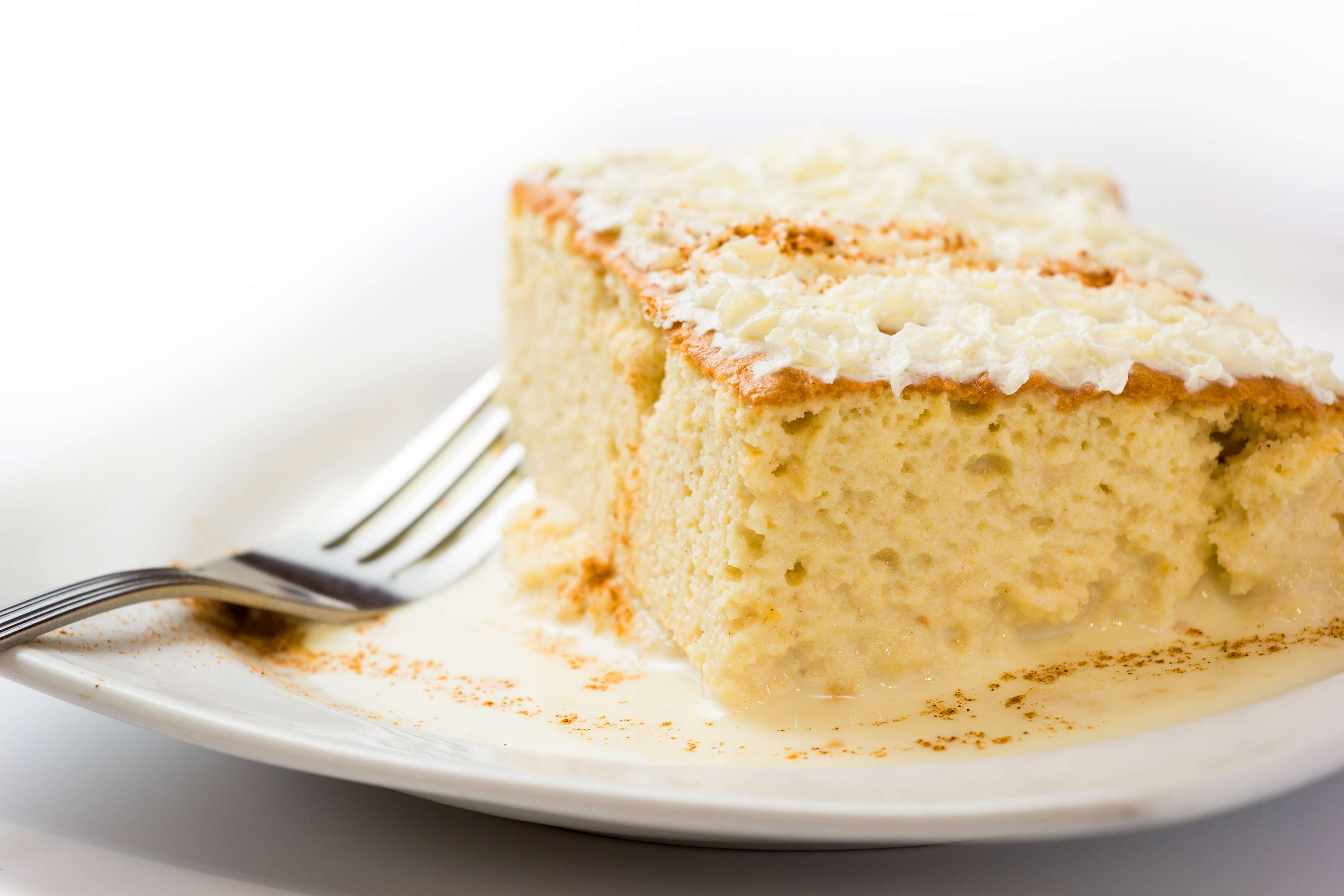 Tres Leche Cake Recipe | RecipeSavants.com