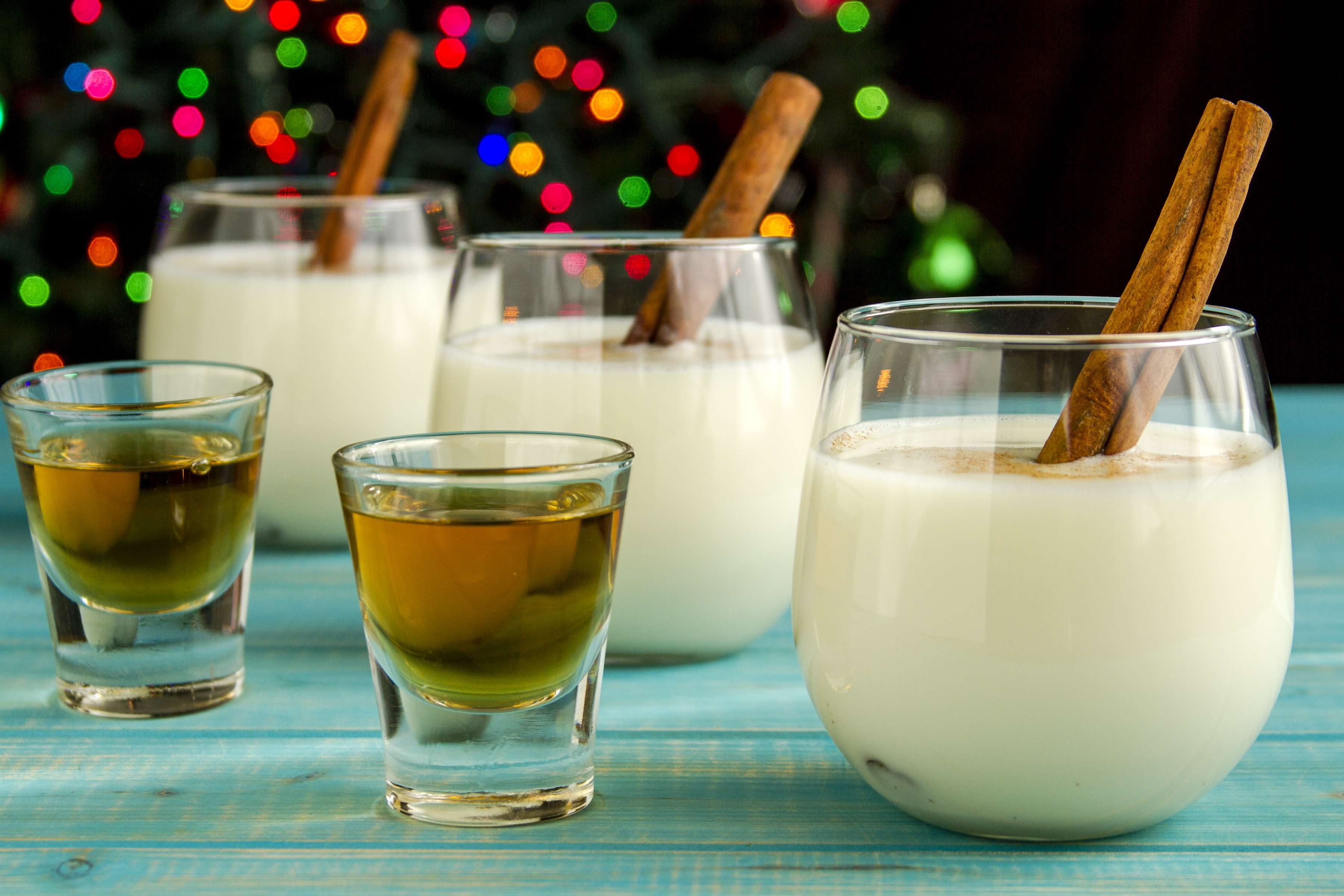 Triple Cheer Eggnog Recipe | RecipeSavants.com