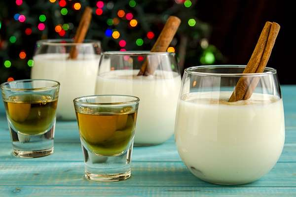 Triple Cheer Eggnog Recipe