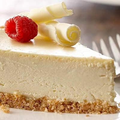 Ultimate Vanilla Cheesecake Recipe