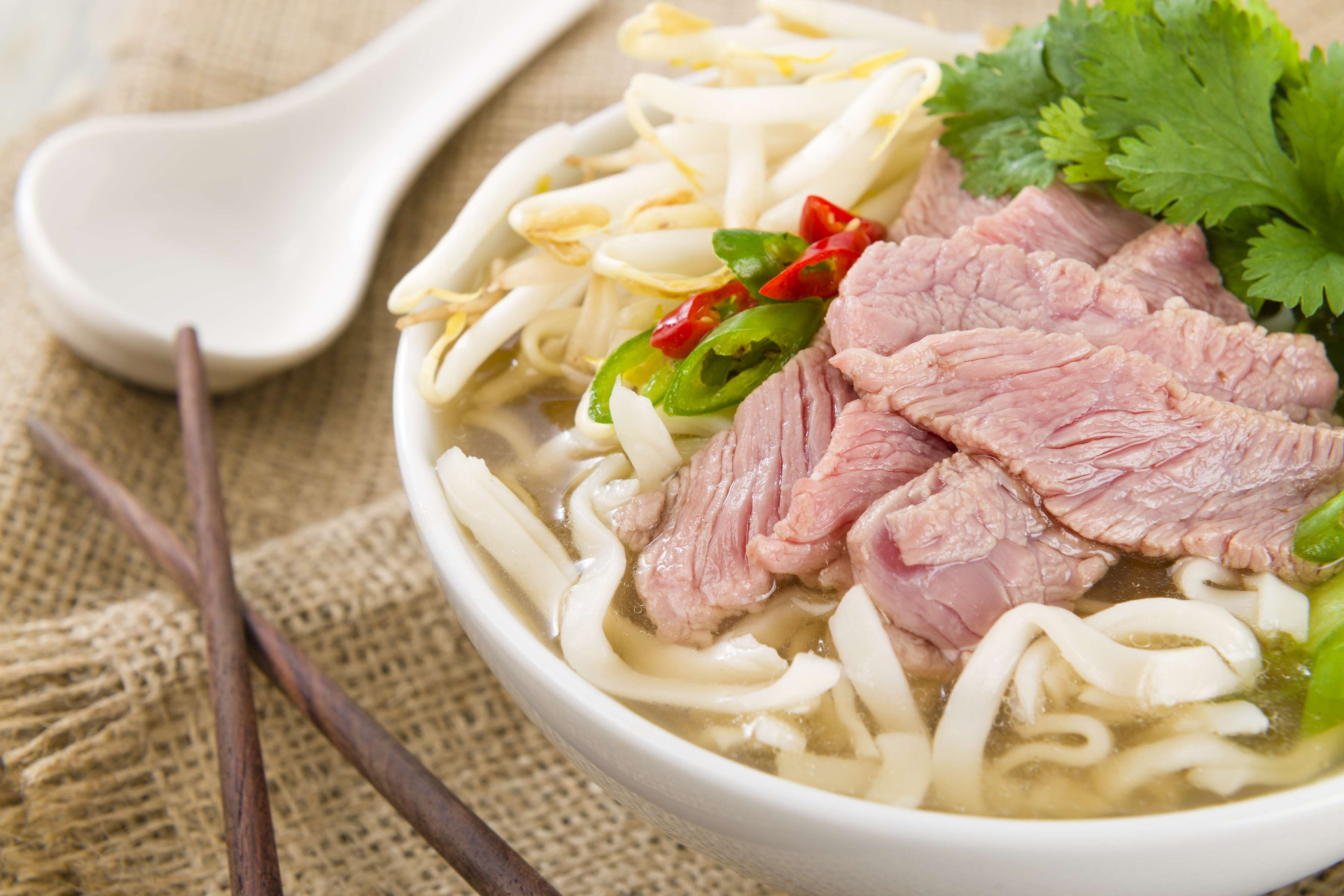 Vietnamese Pho Bo Recipe | RecipeSavants.com