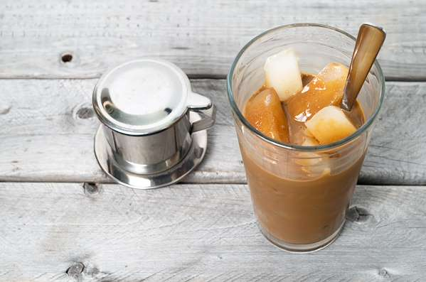 Vietnamese Style Iced Coffee Recipe