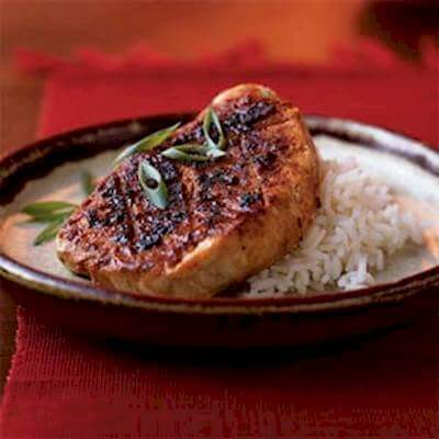 Vietnamese Style Pork Chops Recipe
